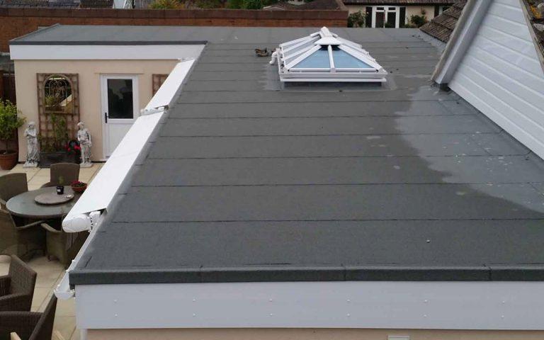 Felt Roof Installation Norwich Norfolk