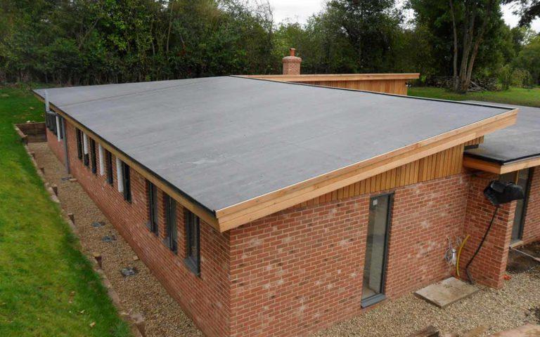 Flat Roof Repair Norwich Norfolk